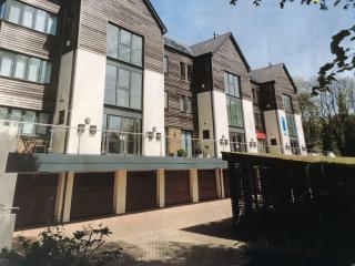 Duplex ground floor apartment , Malpas, Truro