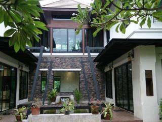 Magnifique maison de style Lanna