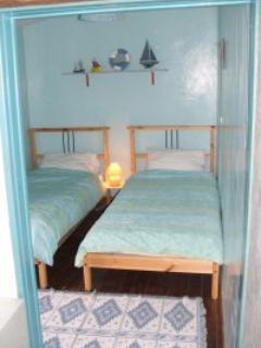 Bedroom 3- twin room for kids