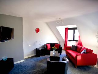 Sandyford loft apartment, Newcastle upon Tyne