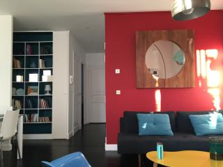 Modern 2 bdr appart/Parc Mazon, Biarritz