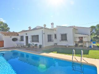 Perfect holiday villa for rent in Javea, Spain
