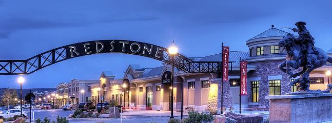 Redstone Center - so much to offer!