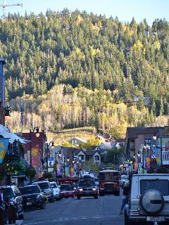 Unique Old Town Park City