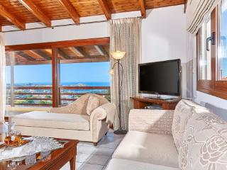 Spacious maisonette with amazing view