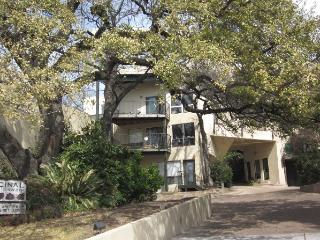 Cool, quiet loft condo w/ decks -WEST OLD AUSTIN