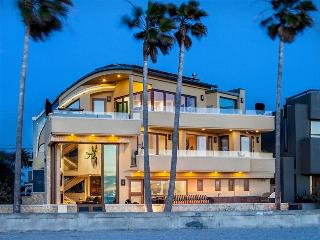 Villa Oceana - Mission Beach Ocean Front Villa, San Diego