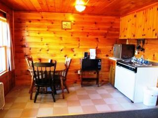 Cozy Log Cabin Lodge 2, Pittsburg