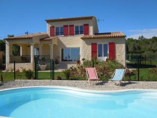 Villa + piscine, sud de la France Provence / Gard, Saint-Quentin-la-Poterie