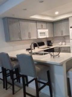 newly remodel kitchen