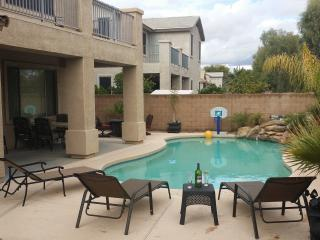 Gorgeous 4Br, Htd pool, near surprise stadium, Surprise
