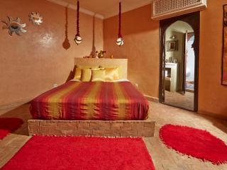 Villa Vanille_Soleil, Marrakech