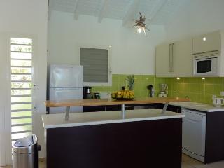 villa iguane house cuisine américaine