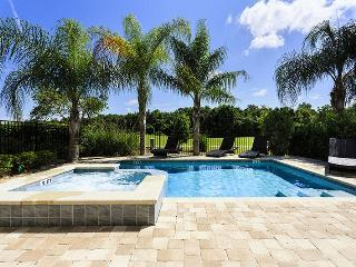 Beautiful 5 bedroom home in Reunion Resort, with games room, swimming pool, spa and wireless internet.