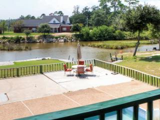 New Listing Massive 3BR Biloxi House w/Home Theater, Outdoor Swimming Pool, Private Balcony & Panoramic Water Views - Spectacular St. Martin Bayou Location, Near Several Renowned Area Attractions!