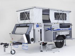 Camper Trailer Hire with all accessories included
