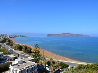 Single Studio,2-3 people ,seaview ,Chania W.Crete