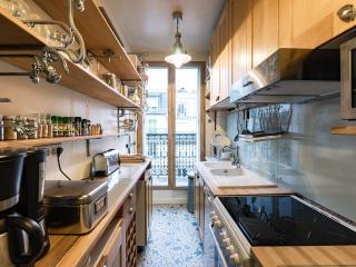 Appartement de Charme Montmartre 48m2 4Personnes, París