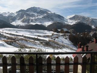 Centralissimo monolocale 4 posti panoramicissimo, Prato Nevoso