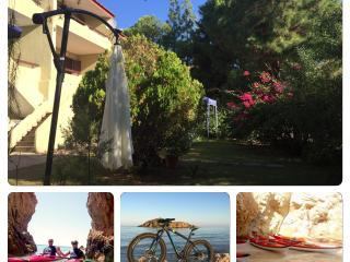 Home Holiday Sardinia -kayak-MTB rental- Pula-Chia