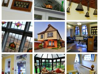 Lattice Lodge - 11 all ensuite bedrooms, sleeps 23