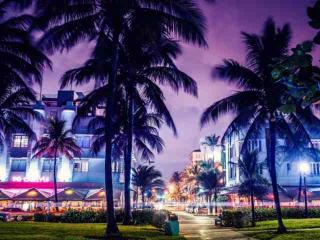 Modern 2/2 South Beach Condo 4 blocks from the beach!, Miami Beach