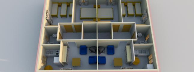 3D 'vivere'-'sally'
