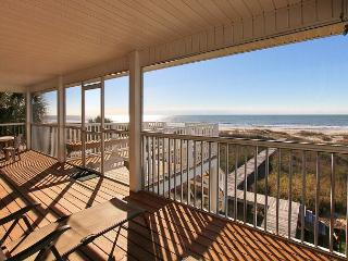 Beachfront, 3BR, 3 Bath, Screened Porch, Private Boardwalk*05/22/16 $2200/wk, Port Saint Joe