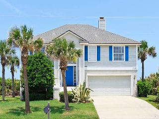 Harmony Beach House,  3 Bedrooms, Beach Front, Pet Friendly, Sleeps 10, Palm Coast