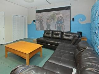 8 BR 4Kings villa Home theater and m-3ML to Disney, Four Corners