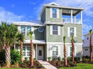 Camelot Cinnamon Beach, 7 Bedrooms, 10 HDTVs, Pool, Spa, Elevator, Theater, Palm Coast