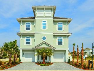 Atlantis Cinnamon Beach, 11 Bedrooms, 14 HDTVs, Pool, Spa, Elevator, Palm Coast