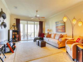 Tidelands 1635 Sunshine Condo, 3 Bedrooms, 2 Pools, Gym, WiFi, Sleeps 8, Palm Coast