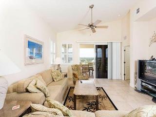 Cinnamon Beach 1061, Penthouse 6th Floor Elevator, Wifi, HDTV, 2 Heated Poo, Saint Augustine