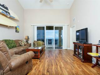 Cinnamon Beach 663 Oceanfront, 6th Floor Penthouse, HDTV, 3 Bedrooms, Wifi, Palm Coast