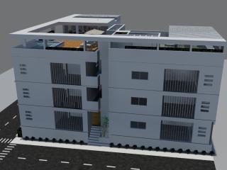 Modern 2BD apartment with great location., Playa del Carmen