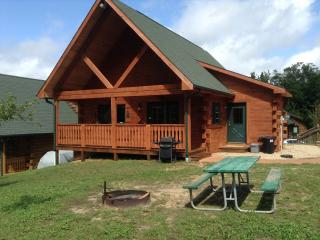 Villa/Log Cabin Jellystone water park 3 Bears lodg, Warrens