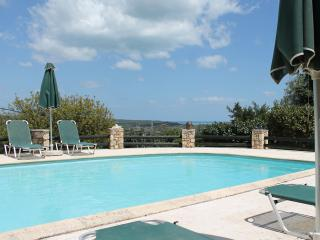 Villa with private swimming pool next to the sea!, Chania