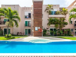 Luxury and gold locations apartment, Playa del Carmen