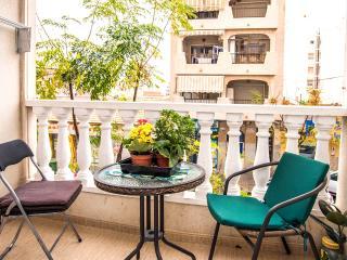 2-BR apartment -pool, Wi-Fi, sat. TV, pet friendly, Torrevieja