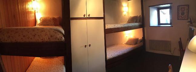 Habitación literas 4 camas