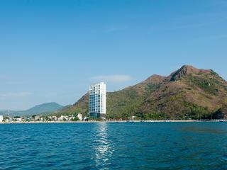 Beachfront quiet two bedroom apartment, Nha Trang