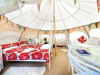 Rose Tent, Edmonton