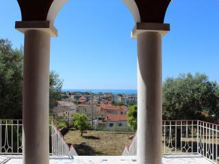 Villa Ulisse A, vista oceano, vista mare, Scauri