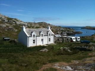 The Crofthouse Isle of Harris, Isla de Harris