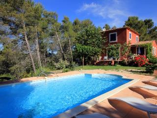 Villa de 160 m² / 8+2 personnes, Le Puy-Sainte-Reparade