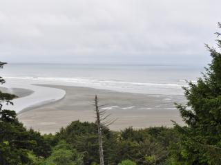 Fabulous beach view cabin, close to Ocean Shores!
