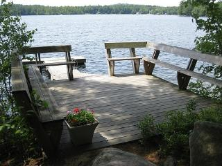 Enjoy Maine Lakefront Cottage any time of year!, Raymond
