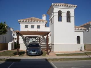 la Torre villa, private pool, golf, child friendly, Roldán