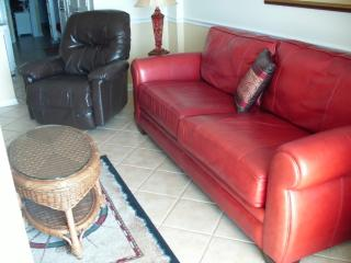 Living Area With Recliner